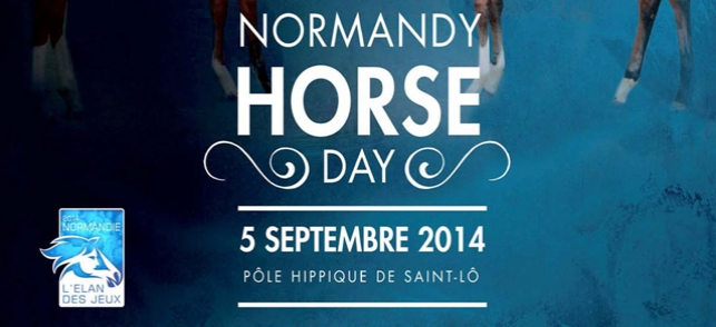 normandy-horse-day